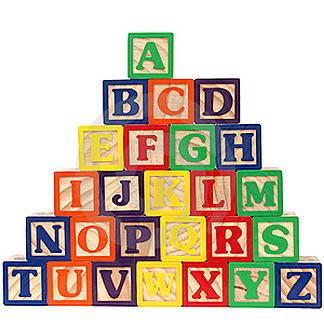 a-z-blocks