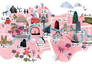 london-venue-map