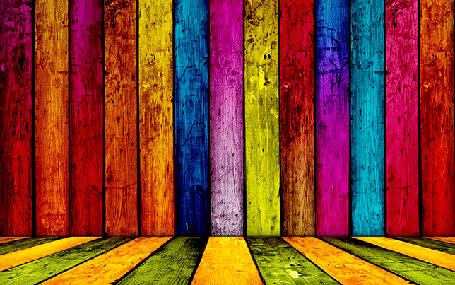 Choosing colours during the event management process