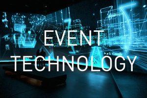 Digital event technologies 2017