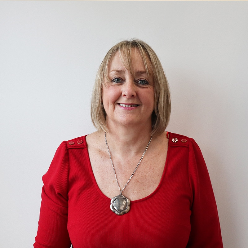 Cathy Crees Finance Manager