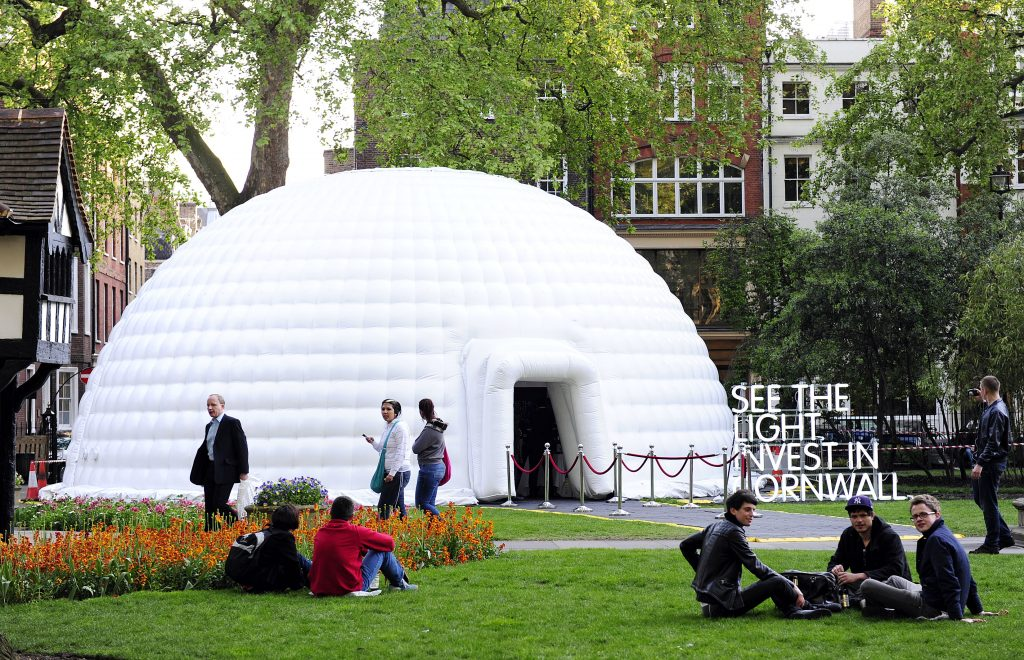 Large Inflatable Dome
