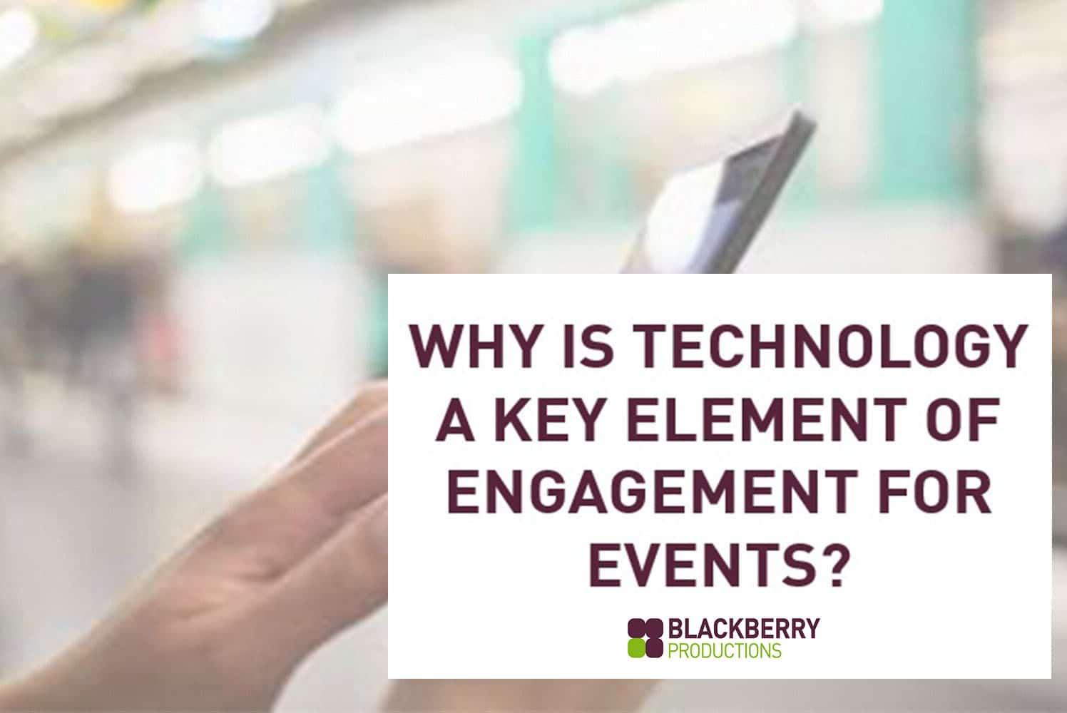 WhyIsTechnologyAKeyElement