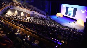 conference-management Stage