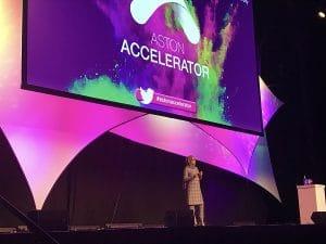 Aston Accelerator Speaker