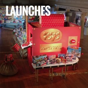 Launches Dream Toys