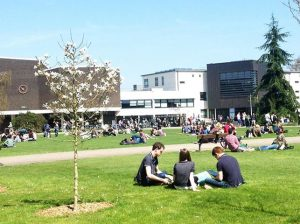 University of Reading event