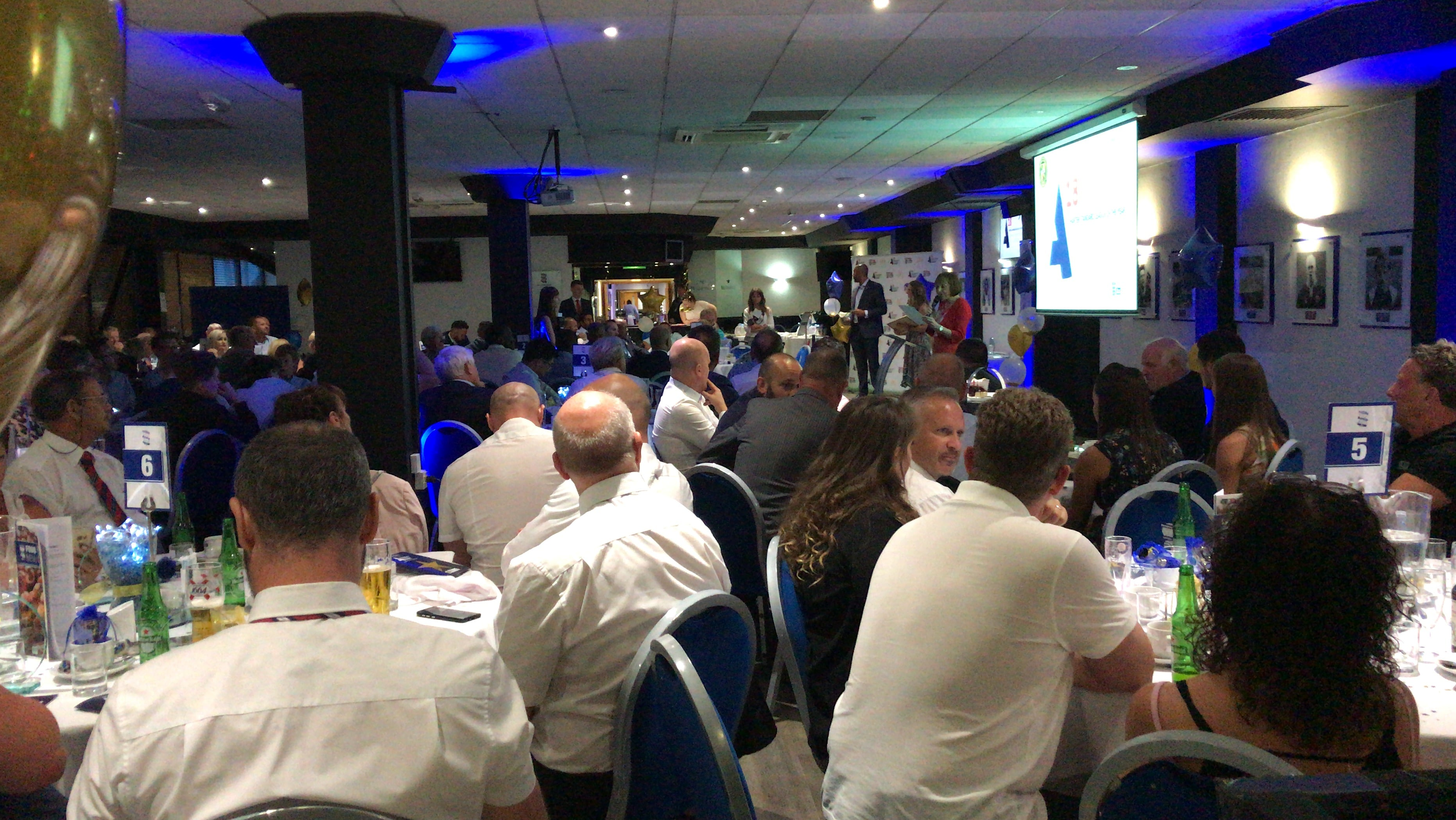 Events management FA Grassroots Football Awards